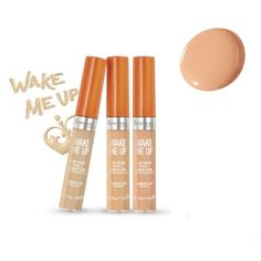 3 Pack RIMMEL LONDON Wake Me Up Concealer  Very Fair Light *** Want additional info? Click on the image.