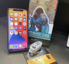 Apple iPhone X Smartphone - 64gb - Unlocked Iphone 11, Apple Iphone, Iphone Cases, Iphones For Sale, Home Protection, Unlocked Phones, New Phones, Apple Products, Screen Protector