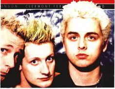 Mike, Tre & Billie