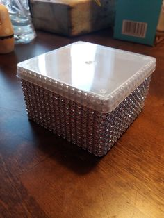 DIY Bling bling box