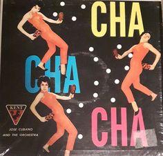 Jose Cubano And His Orchestra - Cha Cha (Vinyl, Album) at Discogs