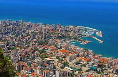 Thats not Monaco its #jounieh #lebanon !