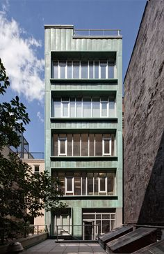 Neurological Center | Matiz Architecture and Design | Archinect