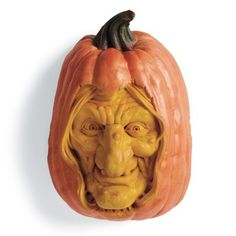 Pumpkin Face Replica