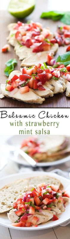 Balsamic Chicken | M
