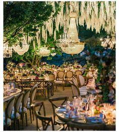 Enchanted Garden Wedding, Enchanted Wedding Themes, Enchanted Forest Quinceanera Theme, Rustic Garden Wedding, Wedding Venue Decorations, Forest Theme, Deco Floral, Garden Theme, Dream Wedding