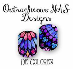 Custom Jamberry Design