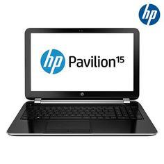 HP Pavilion Windows 8.1 Quad-Core 1.6GHz 1TB 15.6' Notebook PC at 20% Savings off Retail!