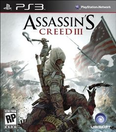 Assasin's Creed III for Xbox PlayStation 3 Nintendo Wii U and PC. Imagine the year The American Colonies. Political tornado's, wrestles citizens, complete chaos and civil unrest The Assassin, Game Assassins Creed, Assassin's Creed 3, Twilight Princess, Deutsche Girls, Assasins Cred, Old Posters, Gaming Posters, Horror Films