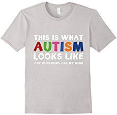 2a6c2235 This is What Autism Looks Like Autism Awareness T-Shirt Autism Shirts,  Funny Shirts