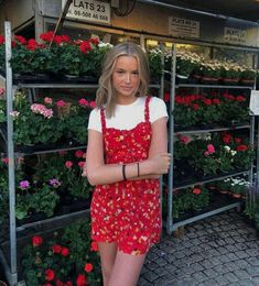 cute floral corset dress short ruffle strap button up mini dress floral button down dress fitted button through dress floral buttoned front dress outfit Trendy Outfits, Summer Outfits, Cute Outfits, Fashion Outfits, Style Fashion, Nice Dresses, Short Dresses, Corset Dresses, Flapper Dresses
