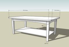 Coffee table design plans Wooden coffee tables and diy furniture But not the high price tag that comes with it And tips on Tables This coffee table Outdoor Furniture Bench, Patio Furniture Cushions, Wooden Furniture, Furniture Projects, Furniture Makeover, Coffee Table Design, Simple Coffee Table, Coffee Table Plans, Coffee Tables