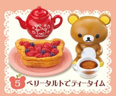 Re-Ment Miniatures - Rilakkuma Homemade Cooking #5