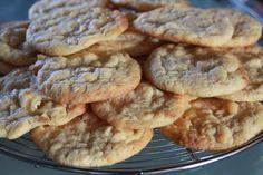 Weisse Schokolade Cashew Cookies (oder: die Weltbesten Cookies)
