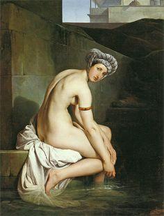 "Francesco Hayez (Italian, 1791-1881), ""Bathsheba"" | Flickr - Photo Sharing!"