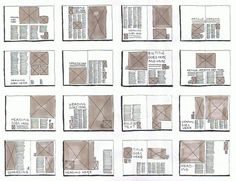 Posts about Unit 40 Typographic and Layout Design on hannahmoultongraphics Page Layout Design, Graphisches Design, Magazine Layout Design, Magazine Layouts, Booklet Design Layout, Design Concepts, Editorial Layout, Editorial Design, Mise En Page Magazine