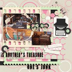 WorkerBee Michelle here! Here is a layout I did using the amazing Kit: Back in Time- Collection By Sunshine Inspired Designs  http://www.scrappybee.com/beehive/index.php?main_page=product_info&cPath=1_132&products_id=1658#.VQytBdLF-Sp
