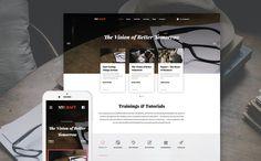Crafts Responsive WordPress Theme Big Screenshot