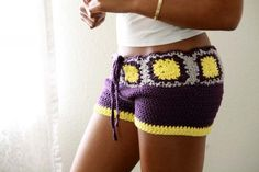 Crochet Shorts - I need to find a pattern for these!