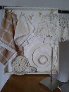 Romantillisten tuotteiden kokoelma