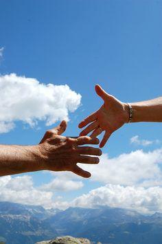 Ingyenes kép a Pixabay-en - Szolidaritás, Sky, Kézfogás