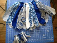 How to make a Fabric Tutu!  For Her Doll, Too!! Camis Craft Corner - Dolls | Crafts | Ideas | Projects