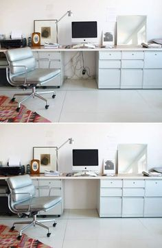 Hide Computer Cords, Hide Electrical Cords, Hide Cable Cords, Hide Wires, Hiding Cords, Electronics Projects, Kitchen Electronics, Cord Hider, How To Disappear