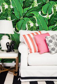 Interiores botánicos - Botanical interiors