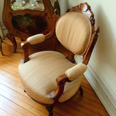 Chair from the 1800's