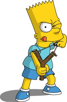Bart Simpson on Deviantart