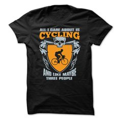 Awesome Cycling Shirt