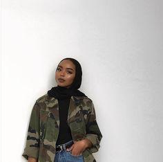 @ everyone, make girl pockets bigger Modern Hijab Fashion, Modesty Fashion, Muslim Fashion, Fashion Outfits, Women's Fashion, Fashion Trends, Muslim Girls, Muslim Women, Hijab Mode Inspiration