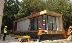 We've created a wide range of prefabricated eco homes that are simple to customise and extremely adaptable. The can also be used for a wide variety of uses.