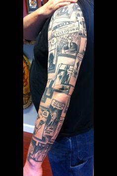 Storyboard Tattoos