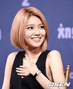 Sooyoung's haircut