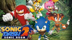 Sonic Dash 2 Sonic Boom Gameplay - Free On iOS