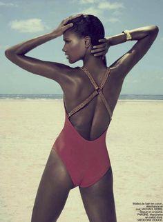 Arlenis Sosa | Nelson Simoneau | Be August 2012 | Alerte a la Bombe - SensualityNews.com - Fashion Editorials, Art & Sensual Living