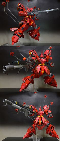 Masterpiece MG 1/100 Sazabi Ver.Ka Improved. Modeled by oioigg33. Full Photoreview [WIP too] Many Wallpaper Size Images