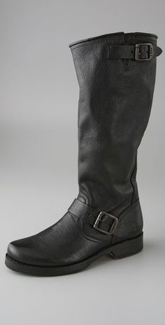 Frye boots. I really want a pair!