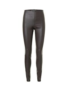 Elanasoo Leather Pants - By Malene Birger Autumn Winter 2015 - Women's fashion