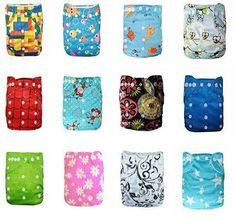 Cloth Diapers Colorful Rain Drops In Short Supply Special Section Sunbaby Cloth Diaper Baby