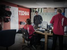 Find everything you need at the Tech Bar #RMCAD