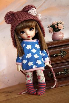 Pukifee Vanilla  by ♥ Maniou ♥ on Flickr.