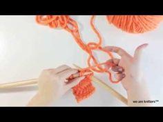 En este videotutorial, te explicamos cómo tejer punto Herringbone con ovillos de lana y agujas. Con estos tutoriales, ¡podrás aprender a tejer sin problemas!...