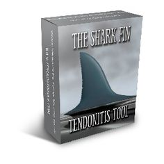 Tendonitis pain can limited the things you love to do, such as golfing, walking, playing tennis, etc. But this patent pending tool was designed to treat tendonitis and many other injuries all from the comfort of your home...Check it out here: http://betacorehealth.com/the-shark-fin-tendonitis-tool/
