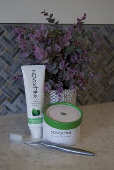 Try out the Novashine teeth whitening toothpaste for less than 10 dollars! #beauty #novashine #smile #toothpaste