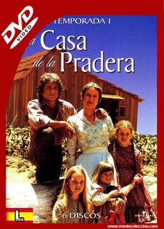 La Familia Ingalls. Temp 1 1974 DVDrip Latino ~ Movie Coleccion