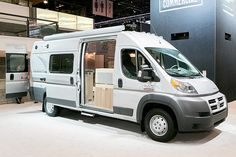 2014 Winnebago Travato Is Perfect Escape Vehicle for Winter-Weary Northerners