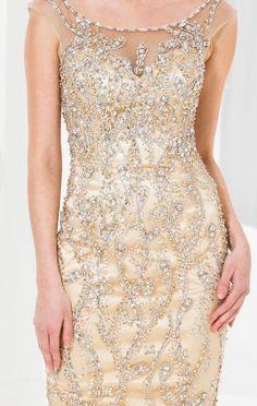 Embellished Slit Dress Terani C3690 by Terani Couture Evening