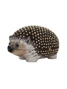 Hedgehog Crystal Clutch